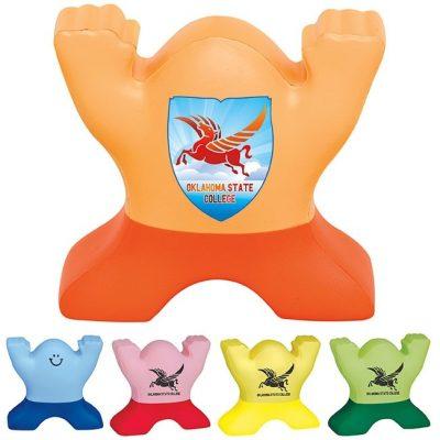 Spunky Stress Guy Toy